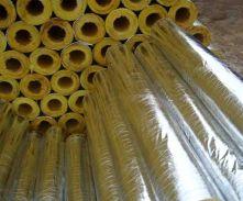 玻璃棉卷毡管